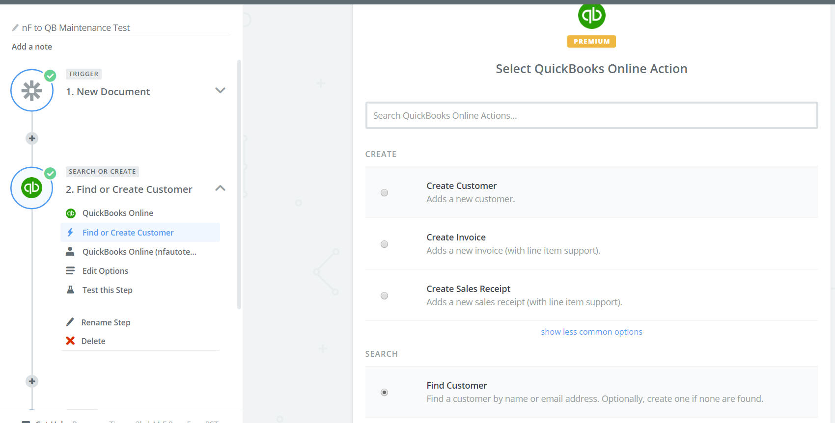 zapier.Quickbooks.FindCustomer.jpg
